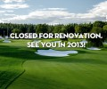 Ullna Golf Club is now closed. The course is scheduled to re-open in Spring 2013