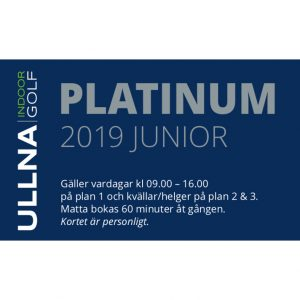 Platinum Card Junior