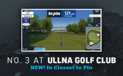 CLOSEST TO PIN – ULLNA INDOOR